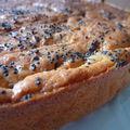 Gâteau à la betterave sucrière