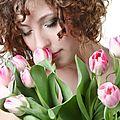Violaine et le printemps, encore...