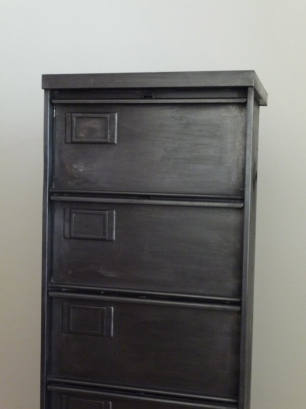 armoire clapet métal 3