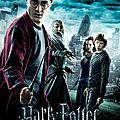 Harry potter 6: et le prince de sang-mêlé (15 juillet 2009)