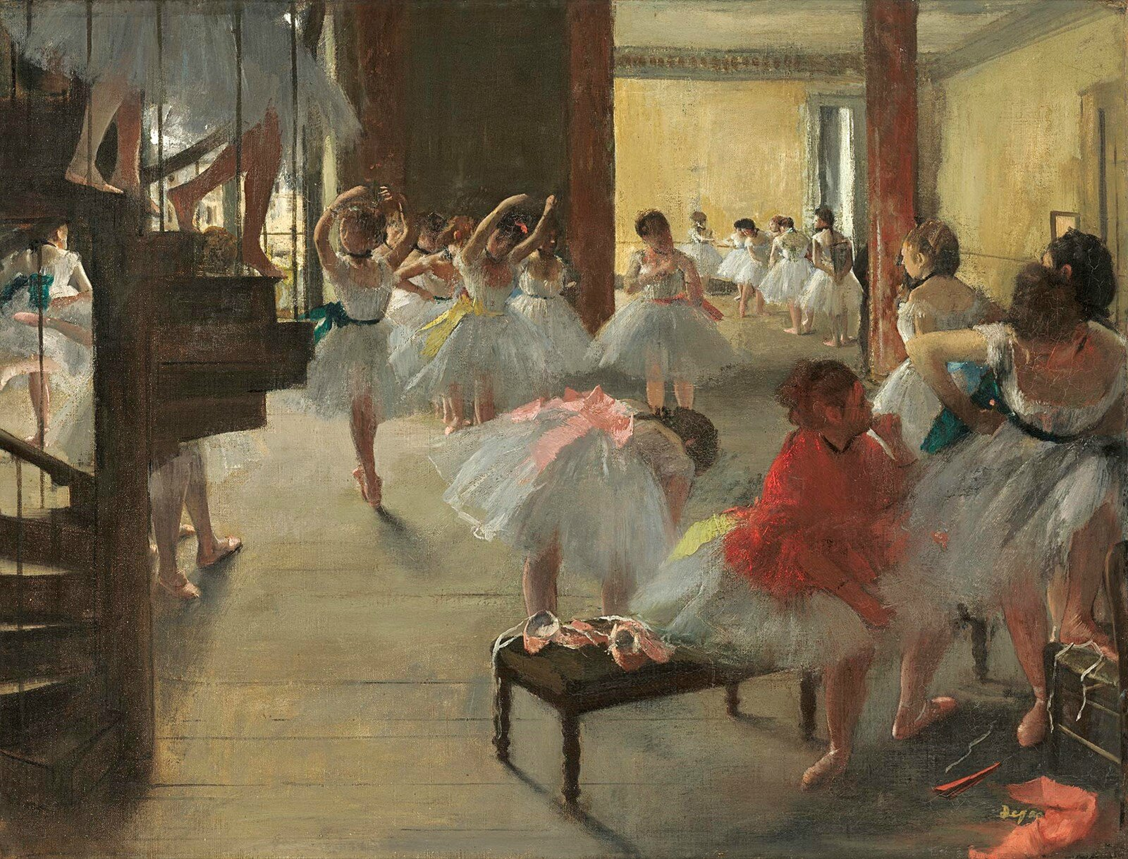 Degas retrospective debuts in the U.S. at the Museum of Fine Arts, Houston, through January 16, 2017