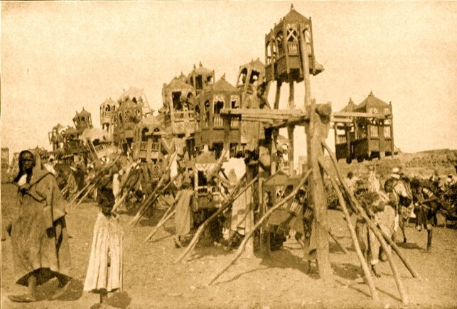 photo-ROUES-wattier-carnaval-marrakech-1919
