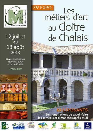 Photo Chalais 2013