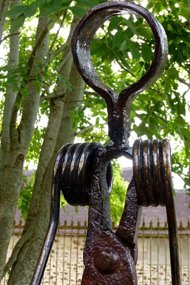 Connu JEAN-LUC MONTEIL (sculpteur) - artisticreuse23 KB44
