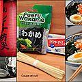 Ramen, soupe de nouilles japonaise