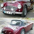 AUSTIN HEALEY - 3000 BN7