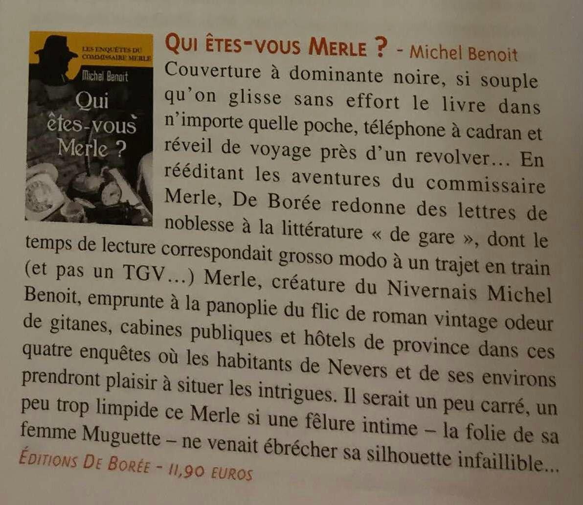 Bourgogne Magazine octobre novembre