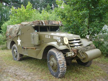 WHITE MOTOR COMPANY M3A1 Scout Car Lixheim (1)