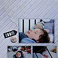 [album bébé] zoom unique
