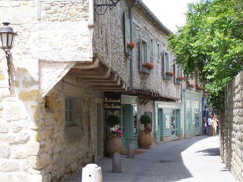 Carcassonne-rue St Louis