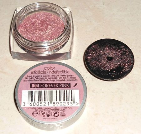 Forever Pink - Color Infaillible - L'Oréal