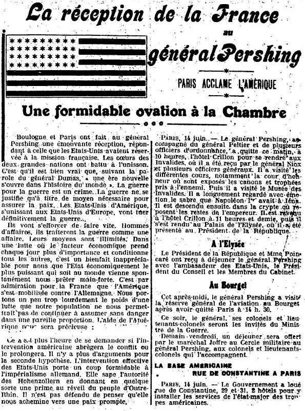Ouest Fr 15 juin 1917