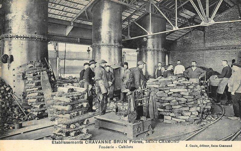 fondeur Chavanne-Brun