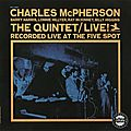 Charles McPherson - 1967 - The Quintet Live (OJC)