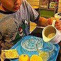 Vie pratique - préparer une citronnade
