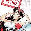 Save me pythie, tome 1 - extraits