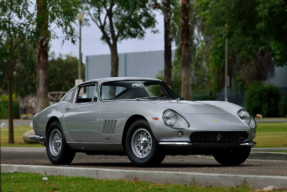 Ferraris will gallop into Mecum's 2015 Monterey Auction