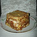 Lasagne al forno in the terrine by rose lamarca