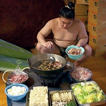 preparation-chanko