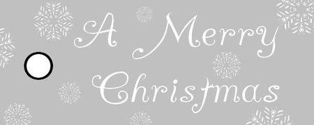 etiquette__A_merry_Christmas