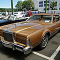 Lincoln continental mark iv hardtop coupe-1974