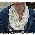 Wicker cowl by kate osborn
