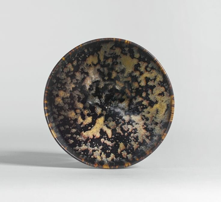 A 'Jizhou' splashed bowl, Southern Song dynasty