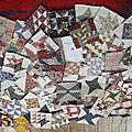 Quilts et ouvrages 2016