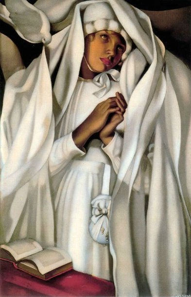 Lempicka (de) Tamara the-communicant