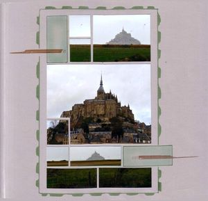 Mt Saint Michel 1