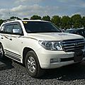 Toyota land cruiser gx.r v6 60th anniversary edition