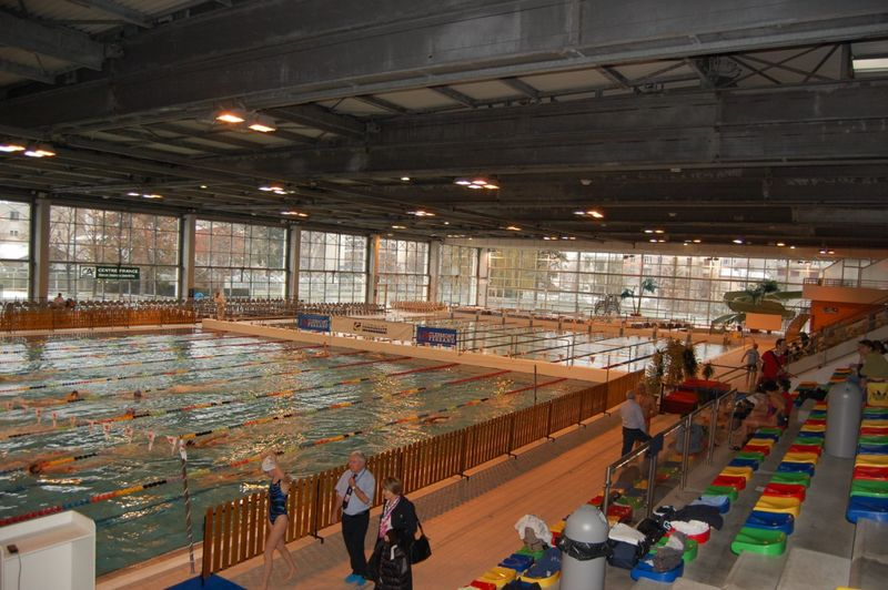 Piscine de clermont ferrand photo de championnat de for Cash piscine clermont