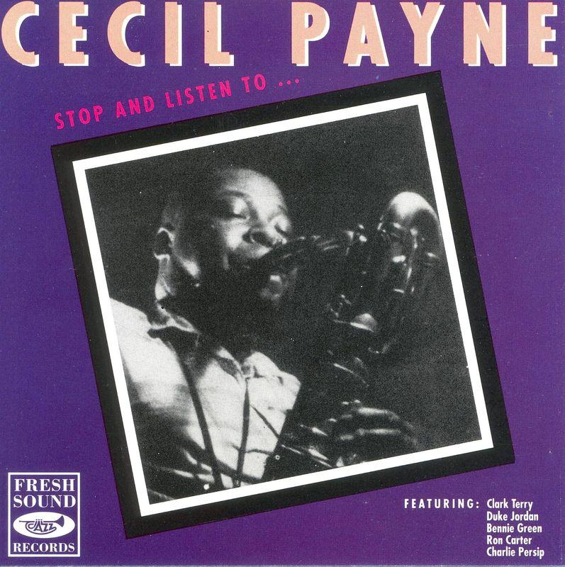Cecil Payne Zodiac The Music Of Cecil Payne