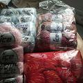 Laines ice yarns