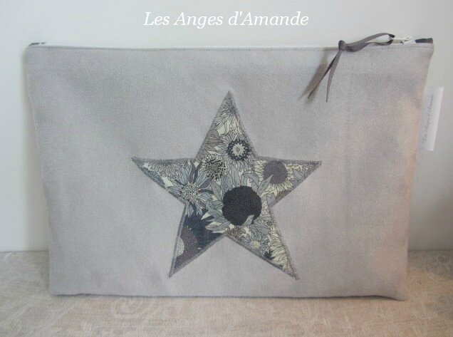 pochette tablette liberty