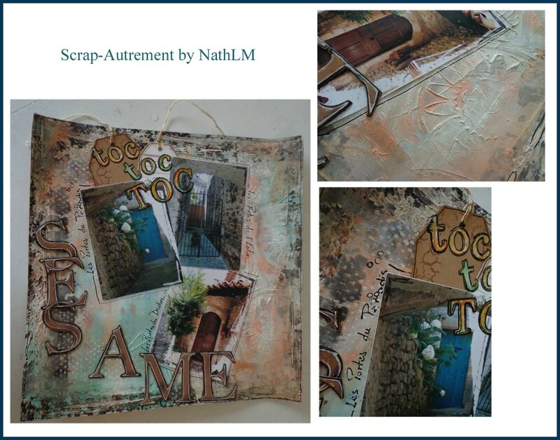 Sésame la vie en scrap scrap autrement by nathlm