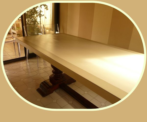 table apres