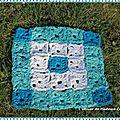 Upcycled carpet & cie # 12 : ma carpette est finie !!!