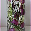 méli mélo tulipes
