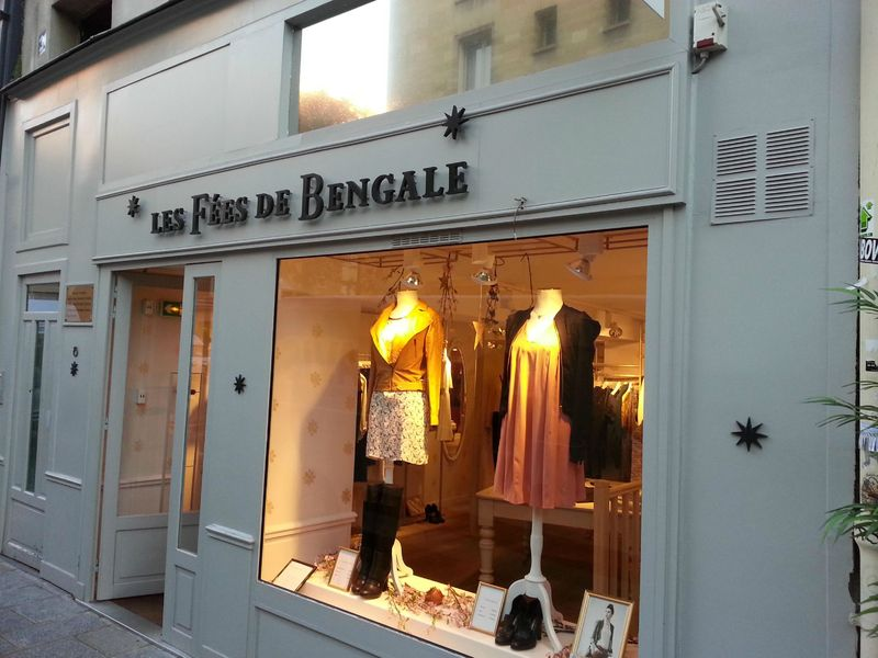 Les f es de bengale paris 4 v tements photo jeu de mot - Magasin deco nancy ...