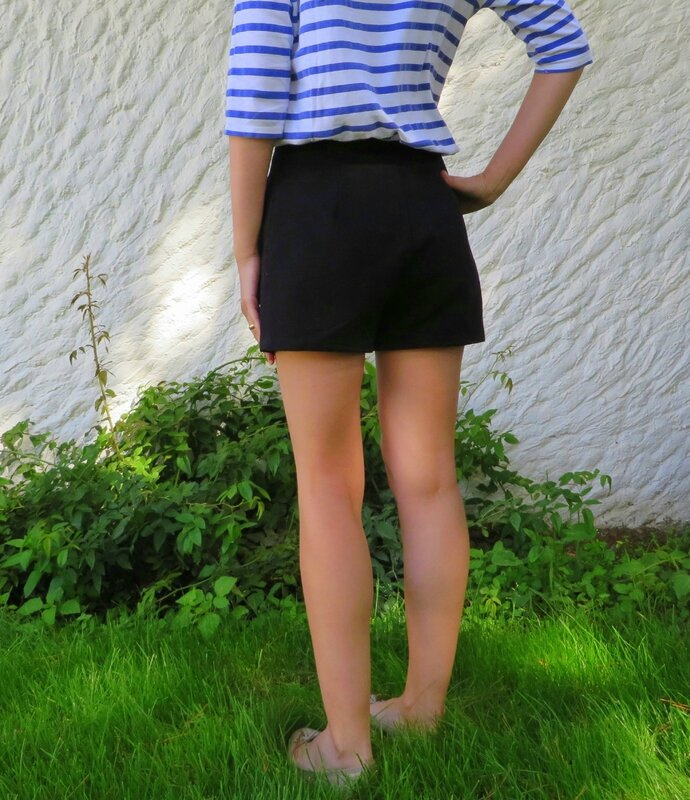 Tap shorts (4)