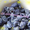 Bonbon à la violette