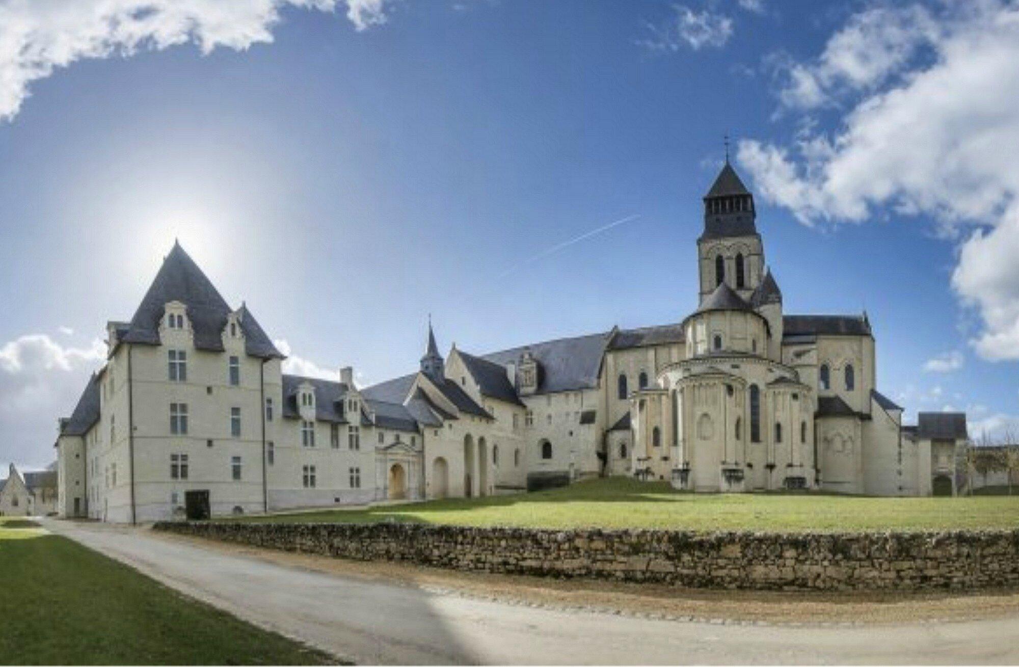 L'Abbaye de Fontevraud : un site unique