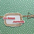 4 - Mini album scrapbooking katia nesiris démonstratrice Stampin'up