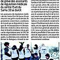 Grève au centre 15