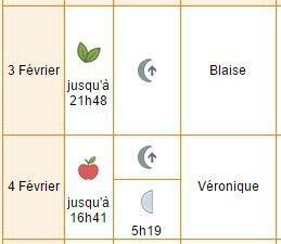 calendrier lunaire 2