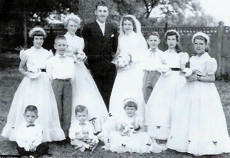 TRELON-Mariage 1958