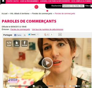 parole de commerant nathalie