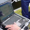ordinateur et radar pour drive
