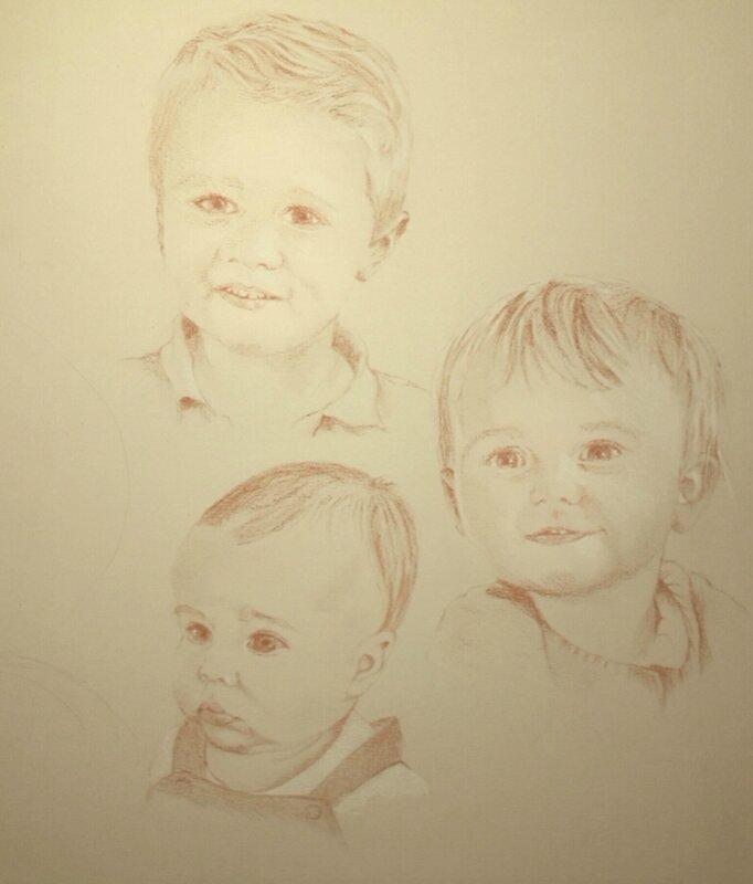 Portraits H